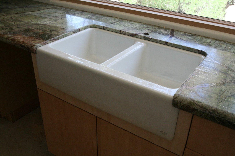 Farmhouse Undermount Sink