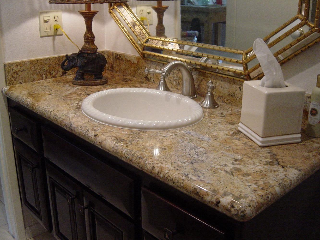 Top Mount Vanity Sink