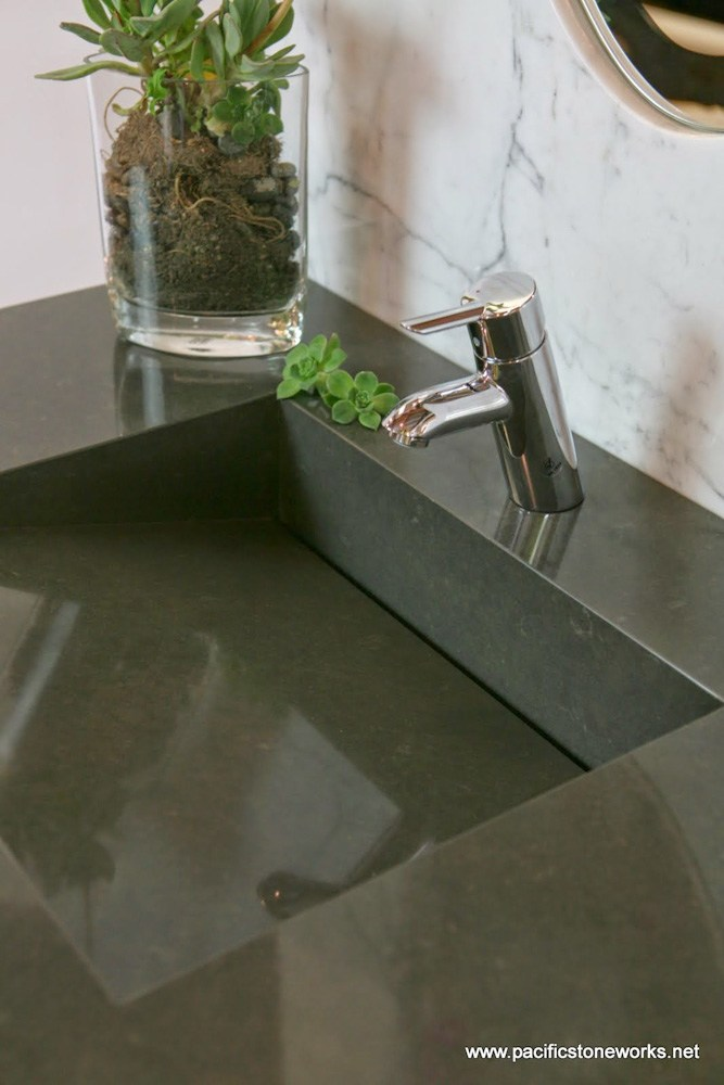 PSW Designed/Fabricated  Custom Slot Sink