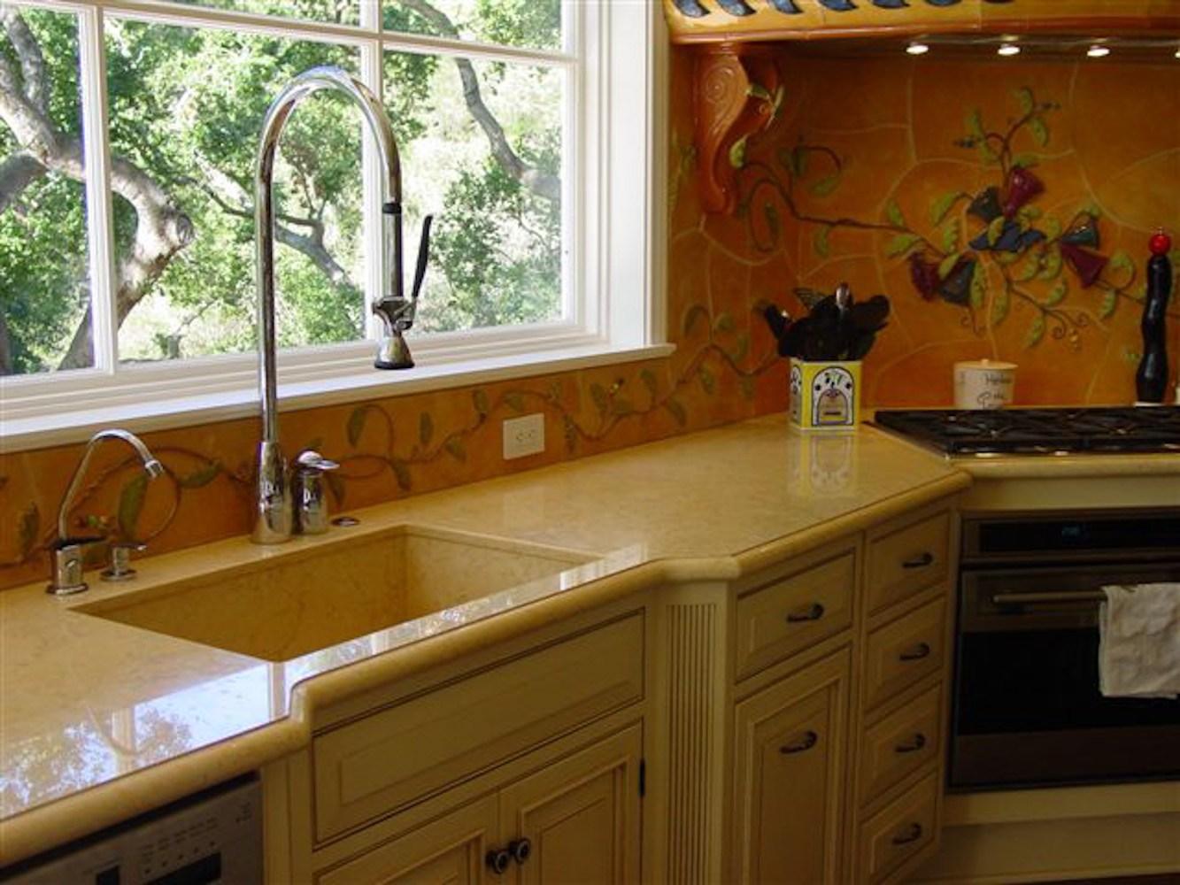 PSW Designed/Fabricated Custom Sink