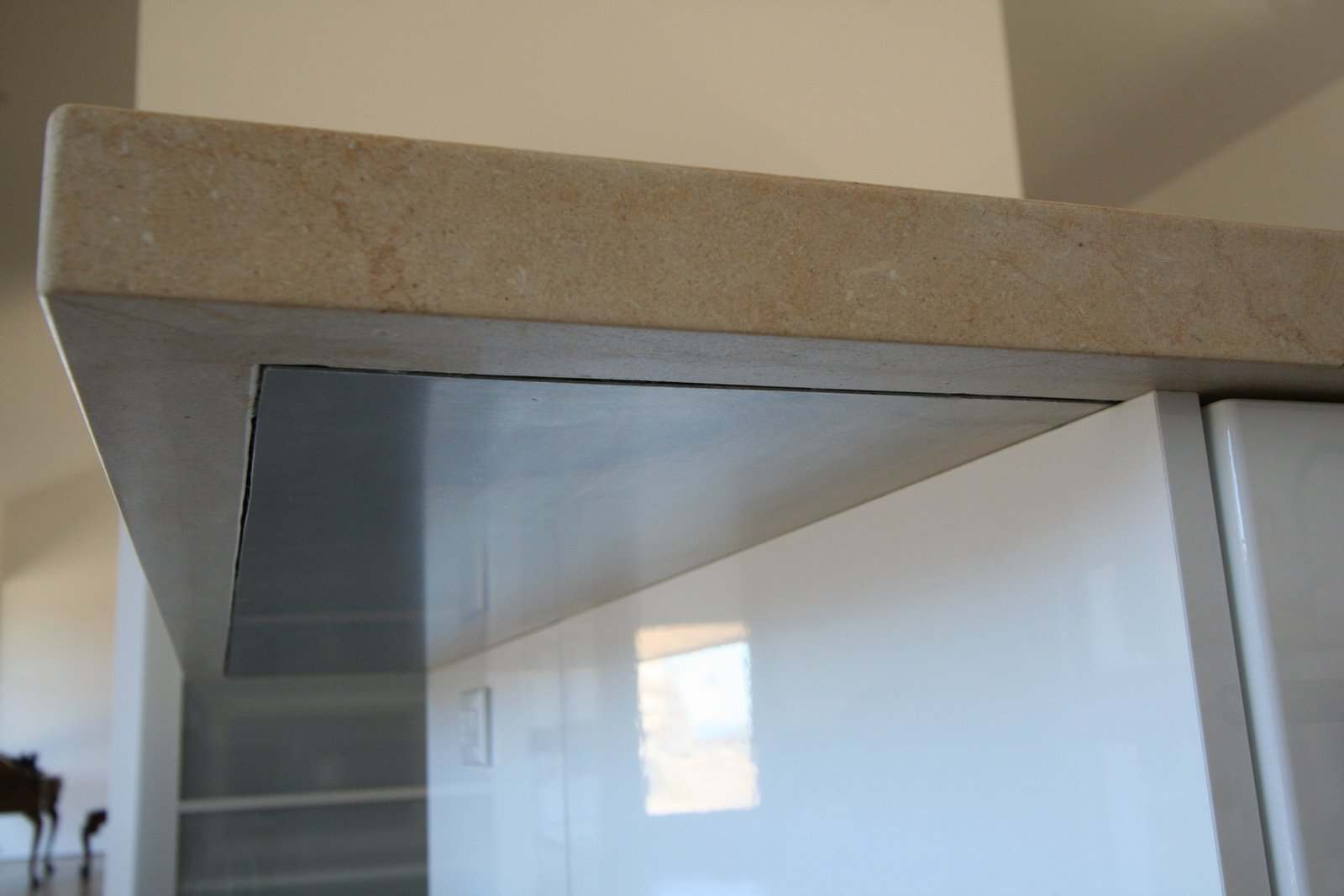 Finished counter with Teklam Subtop